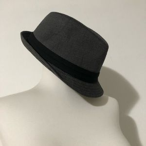 Fedora Gray Hat